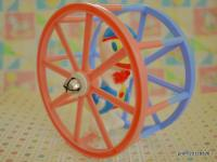 Vintage Donald Duck Spinning Ferris Wheel Baby Toy